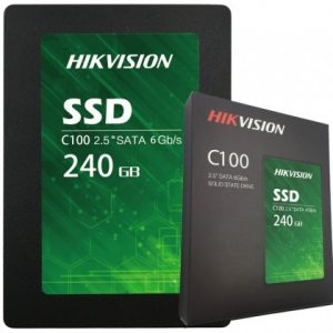 HIK VISION 240GB C100 Consumer Solid State Drive (SSD)