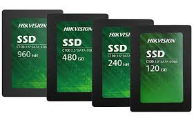 HIK VISION 960GB C100 CONSUMER 2.5″ SOLID STATE DRIVE (SSD)