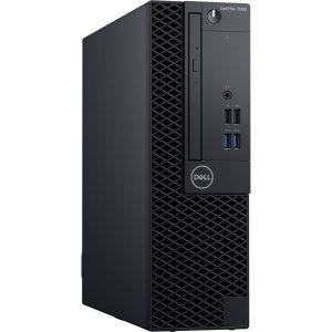 Dell Optiplex 3060 MT Ci3 8th 4GB 1TB DVD