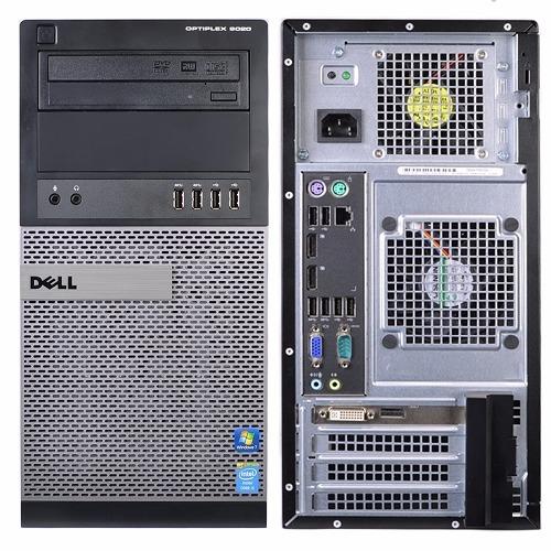 Dell OptiPlex 9020 MINI TOWER PC, Core i7 - 3.4 GHz 4th Gen., 4GB Ram, 500GB HDD, DVD-RW