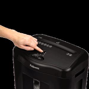 FELLOWES POWERSHRED® 11C CROSS-CUT PAPER SHREDDER