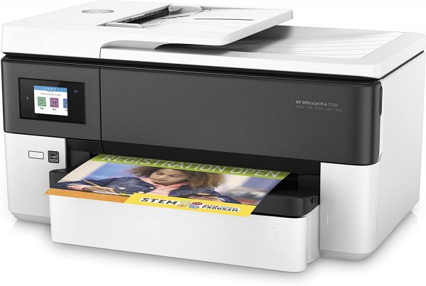 HP OfficeJet Pro 7720 A3 Size Wide Format All-in-One Printer