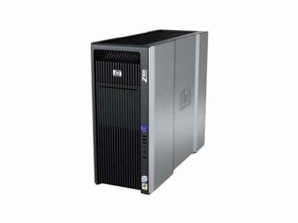 HP Workstation z800 - Intel® Xeon X5560 Dual Processor, 16GB Ram, 1TB HDD, NVIDIA GeForce GT 630 - 2GB GC, DVD-RW