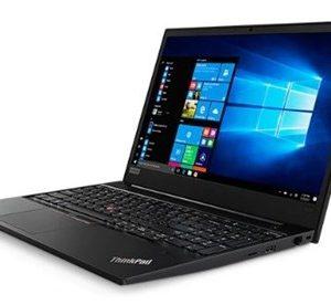 Lenovo ThinkPad E15 Laptop Core i5 10th Gen., 4GB, 1TB, 15.6 FHD, FPR, DOS