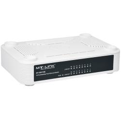 MT-Link MT-SW116E 16Port Desktop 10/100Mbps Fast Ethernet Switch