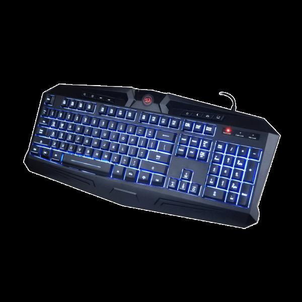 Redragon K503 Harpe 7-Colors LED Backlit Gaming Keyboard