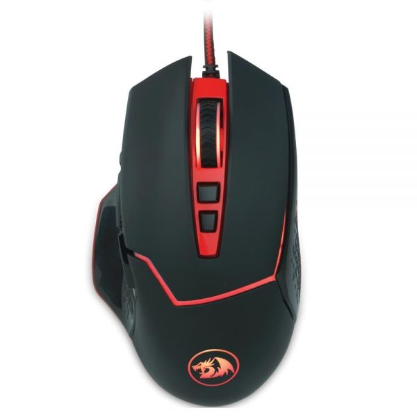 Redragon M907 INSPIRIT 14400 DPI USB Wired Gaming Mouse