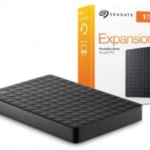 "Seagate Expansion 1TB USB 3.0 Portable 2.5"" External Hard Drive"