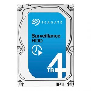 "Seagate Surveillance 4TB SATA 3.5"" Hard Drive ST4000VX000 CCTV"