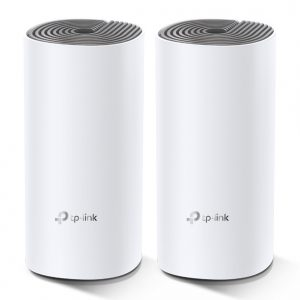TP-LINK DECO E4 AC1200 WHOLE HOME MESH WI-FI SYSTEM (2-PACK)