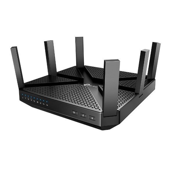 TP-Link Archer C4000 - AC4000 MU-MIMO Tri-Band Wi-Fi Router