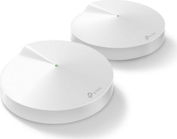 TP-Link Deco M9 Plus AC2200 Smart Home Mesh Wi-Fi System (3-Pack)
