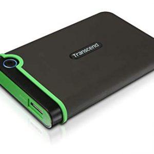 "Transcend ts2tsj25m3s 2tb USB 3.0 External 2.5"" Portable Drive"