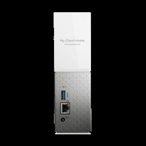 WESTERN DIGITAL MY CLOUD HOME 8TB Personal Cloud Storage, Single Drive